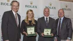 US Sailing Rolex Winners- Steph Roble & Terry Hutchinson