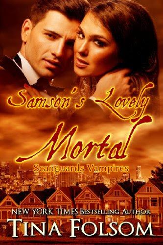 Cover for 'Samson's Lovely Mortal'