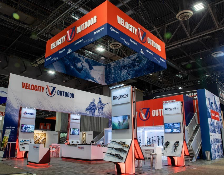 Velocity Outdoor Booth