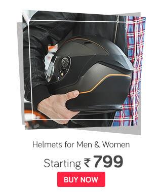 Helmets for Men & Women
