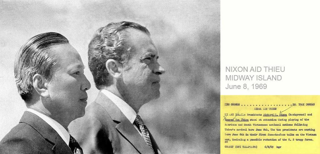 Image result for Der Spiegel interview former president Nguyen Van Thieu