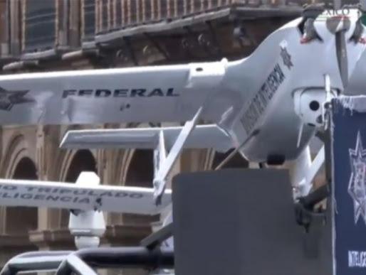 DRONES DE LA GENDARMERIA