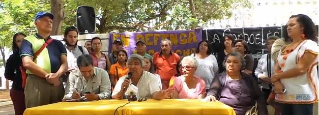 __Solidaridad y Denuncia_Venezuela