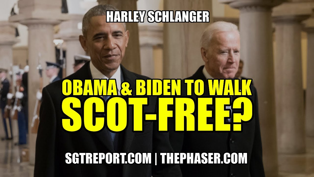 Obama & Biden to Walk Scot-Free?  4DuEUPMLmy