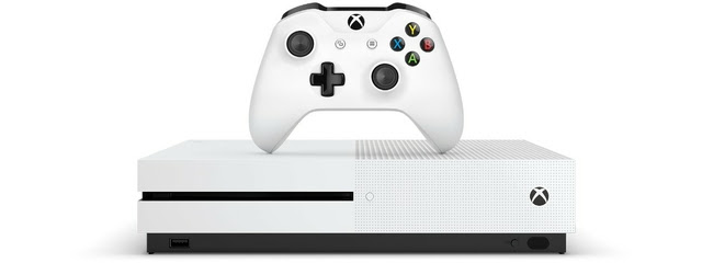Xbox One S 1TB Minecraft, Sea of Thieves and Fortnite
