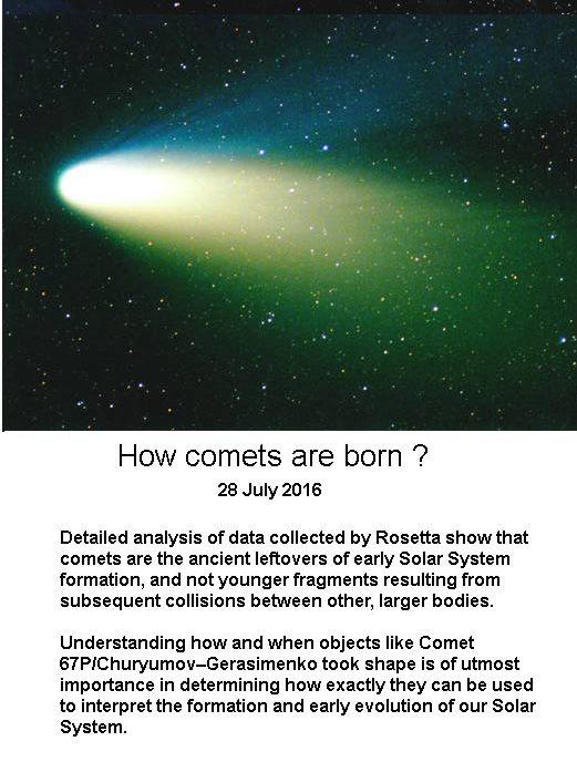 comets -2