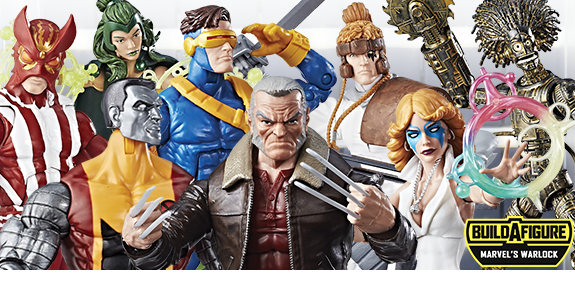 MARVEL X-MEN LEGENDS FIGURES WAVE 2