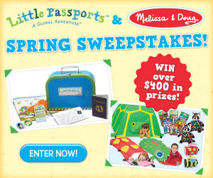 little passports spring sweepstakes
