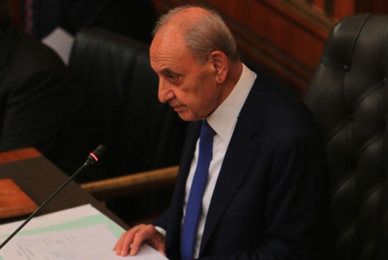 مفاوضات ترسيم الحدود: عون يقترح سحب الملف من برّي