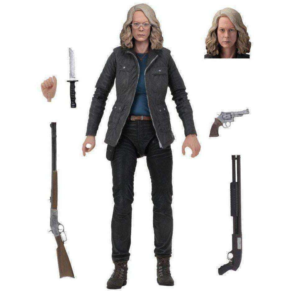 "Image of Halloween (2018) - 7"" Scale Action Figure - Ultimate Laurie Strode"