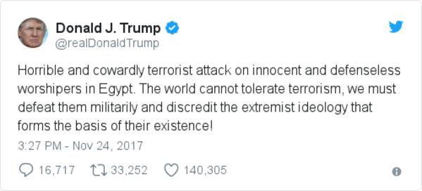 terrorist definition