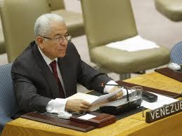 El embajador Jorge Valero, Representante Permanente de Venezuela ante las Naciones Unidas en Ginebra