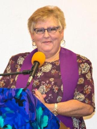 Rev. Donna Zehner