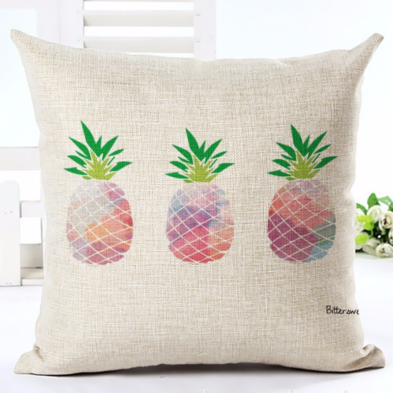 Three Pineapples Print