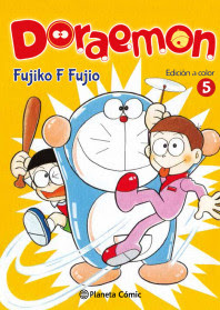 Doraemon Color nº 05/06