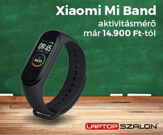 Iskolakezdési ajánlatok - Xiaomi Mi Band 4
