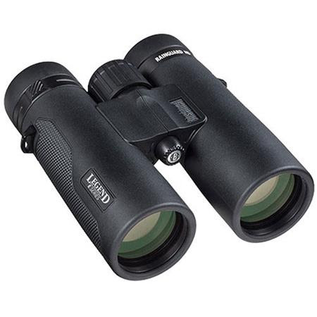 8x42 Legend E-Series Water Proof Roof Prism Binocular with 8.1 Degree Angle of View, Black