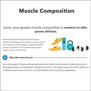 muscle composition, sprinter gene, endurance athlete, elite athlete, power athlete, training, train
