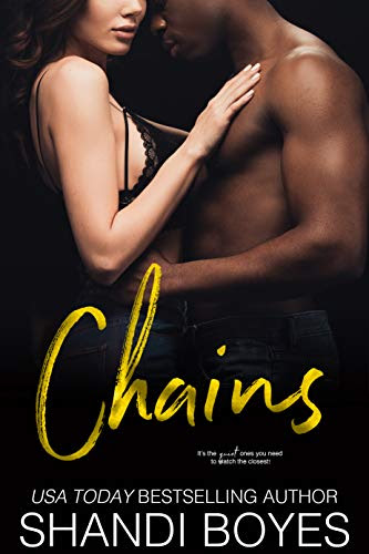 Cover for 'Chains (Bound Book 1)'