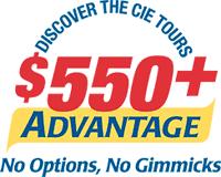 $550+ Advantage