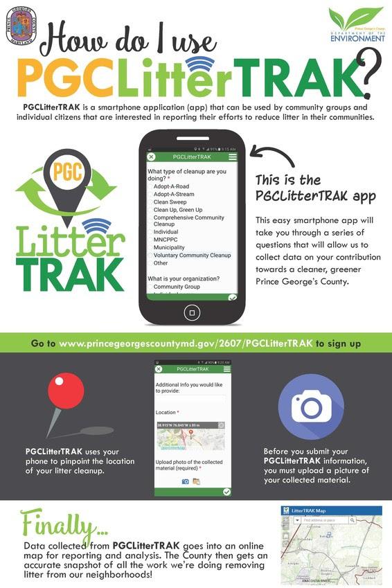 PGC Liter Track