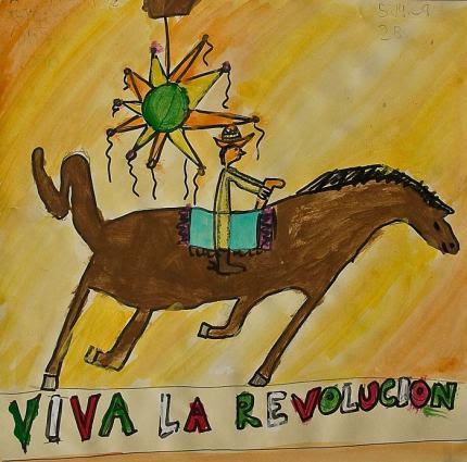 """""""Viva la Revolución"""""""