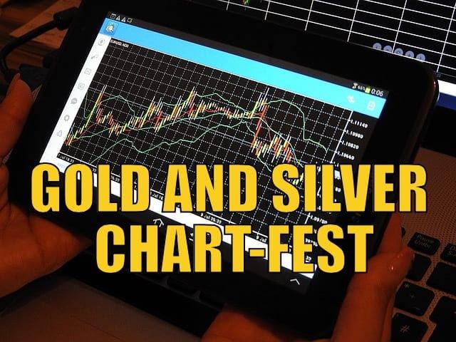 Gold & Silver Chart-fest