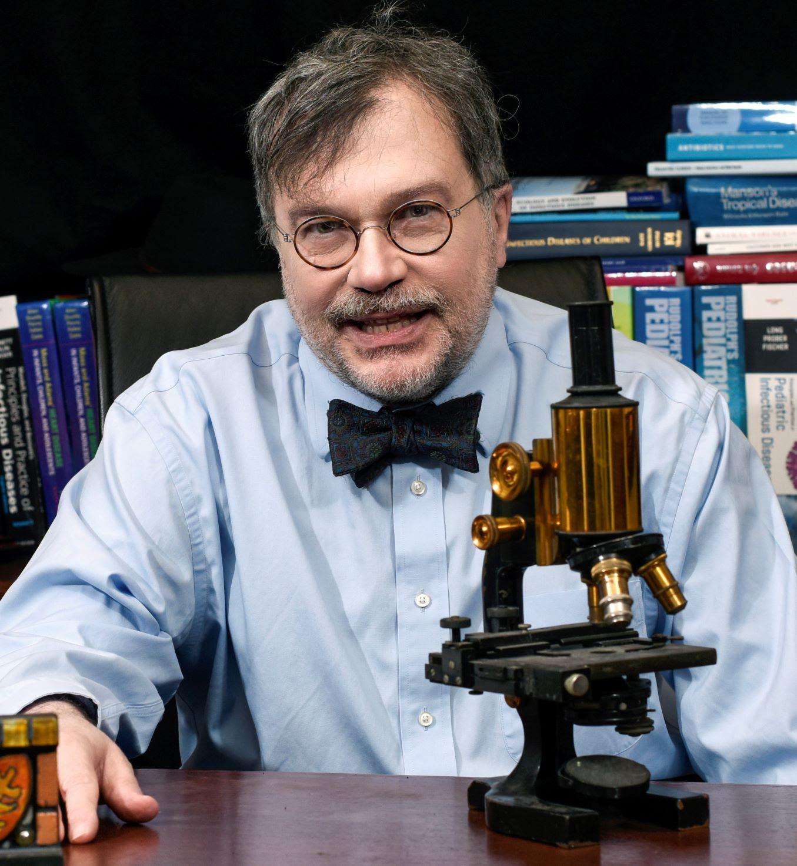 Peter J. Hotez, MD, PhD