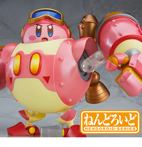 KIRBY: PLANET ROBOBOT NENDOROID MORE ARMOR