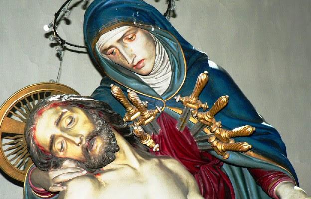 Matka Boża Bolesna | Niedziela.pl