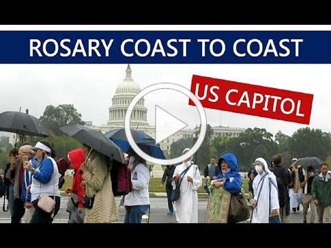 ROSARY COAST TO COAST Washington DC 2020