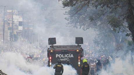 """La CIDH condena las """"graves violaciones de derechos humanos"""" durante las protestas en Colombia y urge al Gobierno a permitir una visita de observación"""