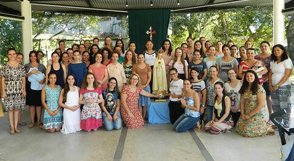 I Encontro do Apostolado Feminino Mariano