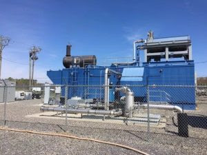 landfill gas energy project