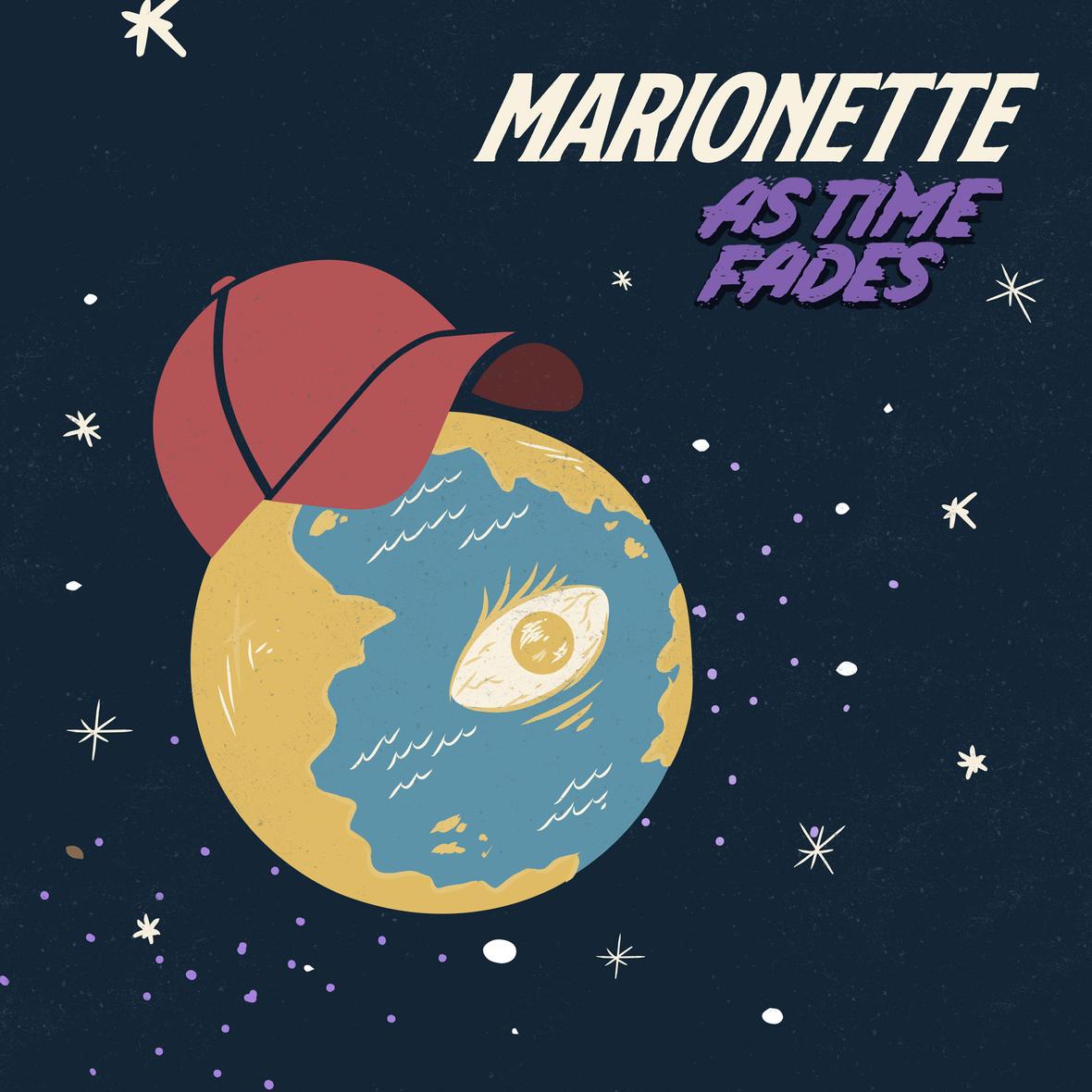 Marionette - Single Art