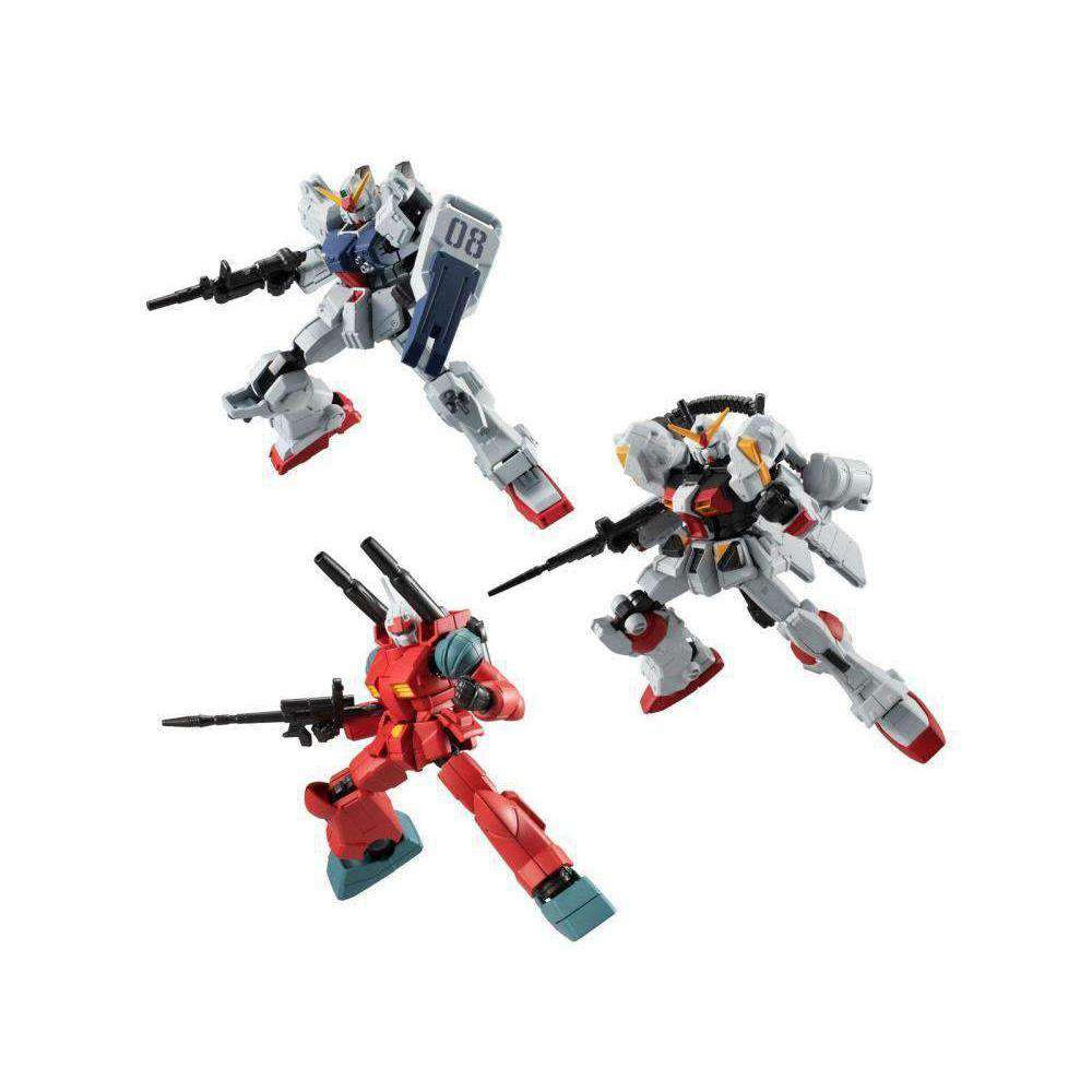 Image of Mobile Suit Gundam G Frame 06 Box of 10 Exclusive Model Kits - JUNE 2019