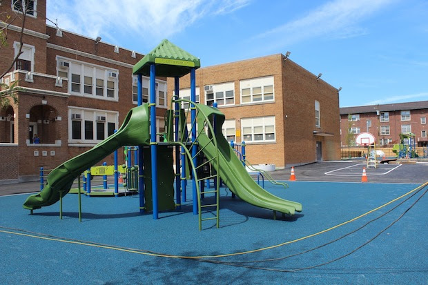 Bret Harte School to Unveil $1M New Playground, Drive Lane for ...
