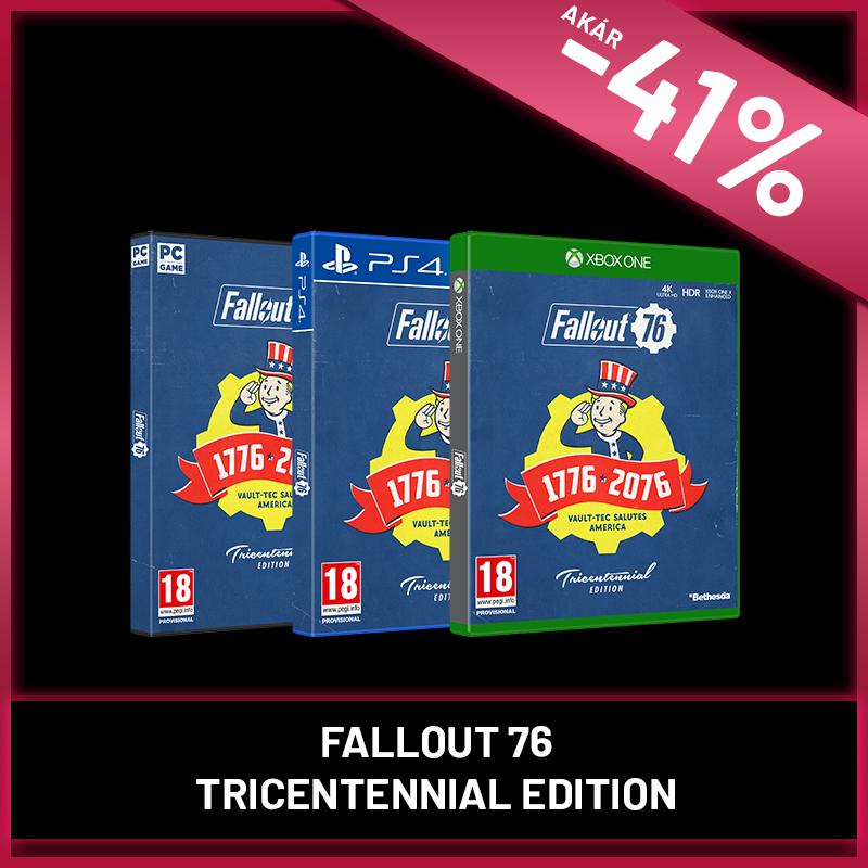 Nyárindító Black Friday - Fallout 76