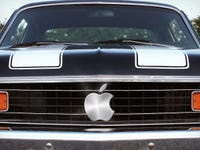 Apple is reportedly looking for a monster 800,000-square-foot warehouse for its secret car project