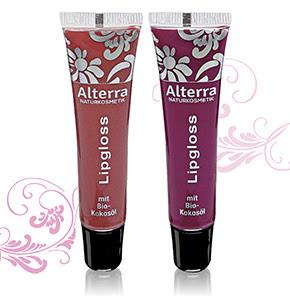 """Alterra """"Herzstücke"""" Lipgloss"""