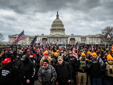 Several Ohioans have been linked to the riots at the U.S. Capitol. Ohio has the second most anti-government extremist groups in the nation.