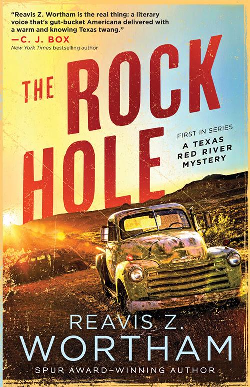 The Rock Hole by Reavis Wortham