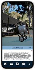 Virtual Explorer - Sopwith Camel plane