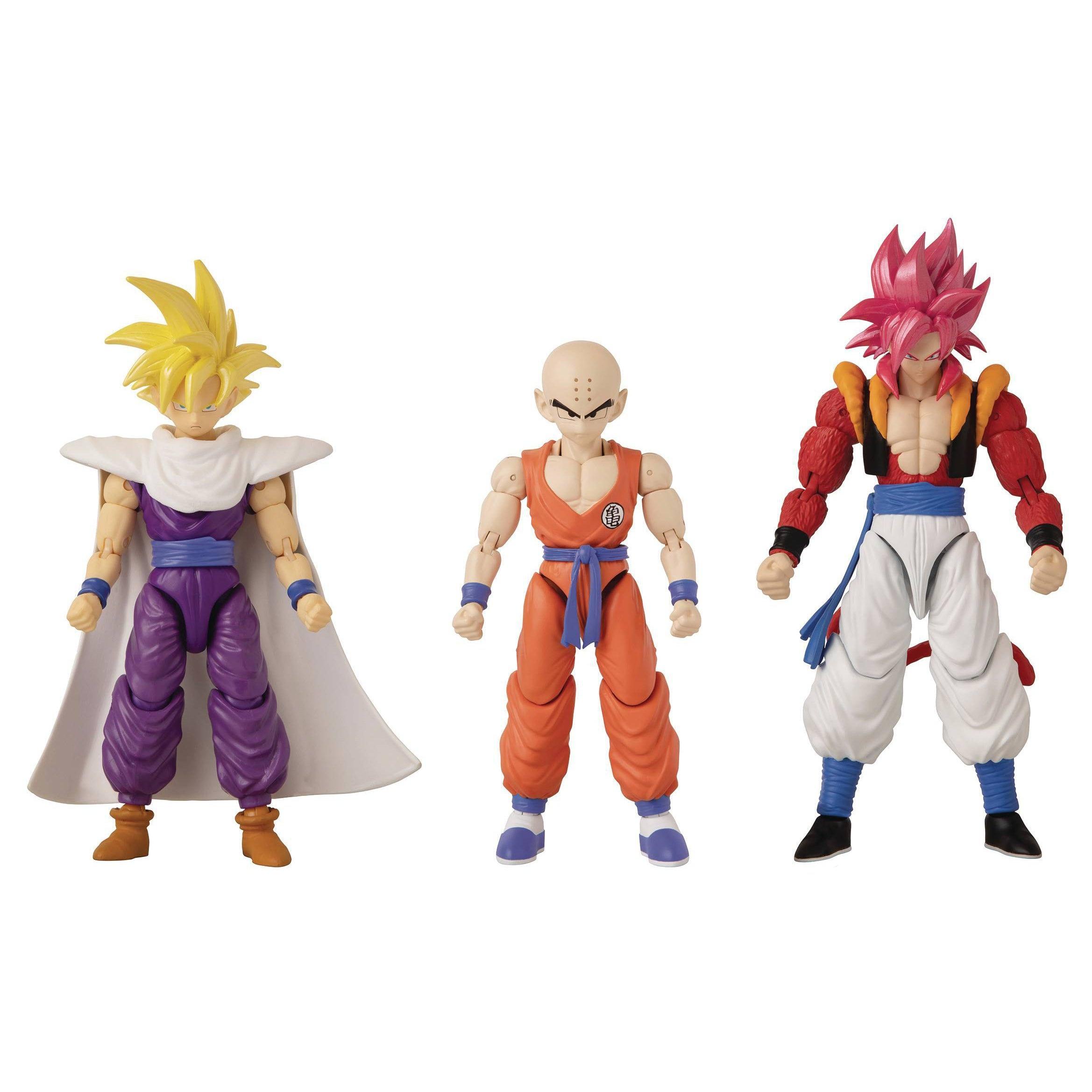 Image of Dragon Ball Dragon Stars Wave 14 Set of 3 Figures - FEBRUARY 2020
