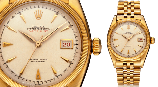 Datejust Gold