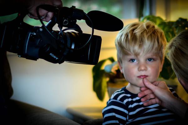 Filming Charlie