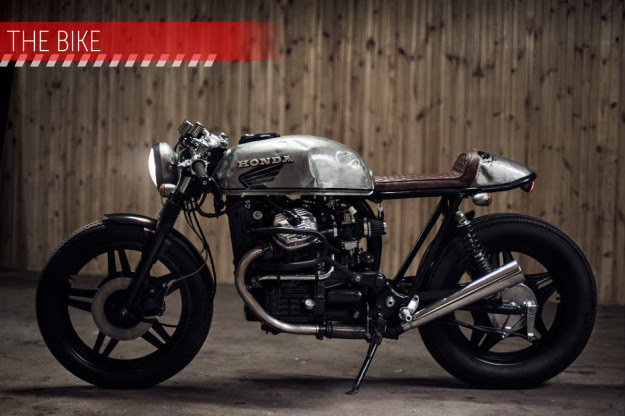 ow to build a cafe racer