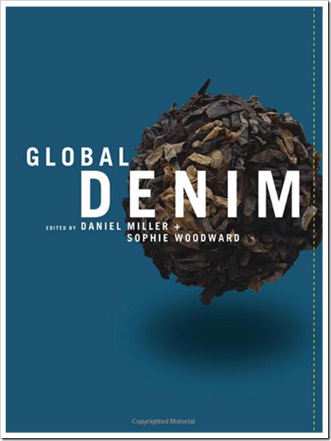 """Denimsandjeans.com """"Denim Book : Global Denim"""""""