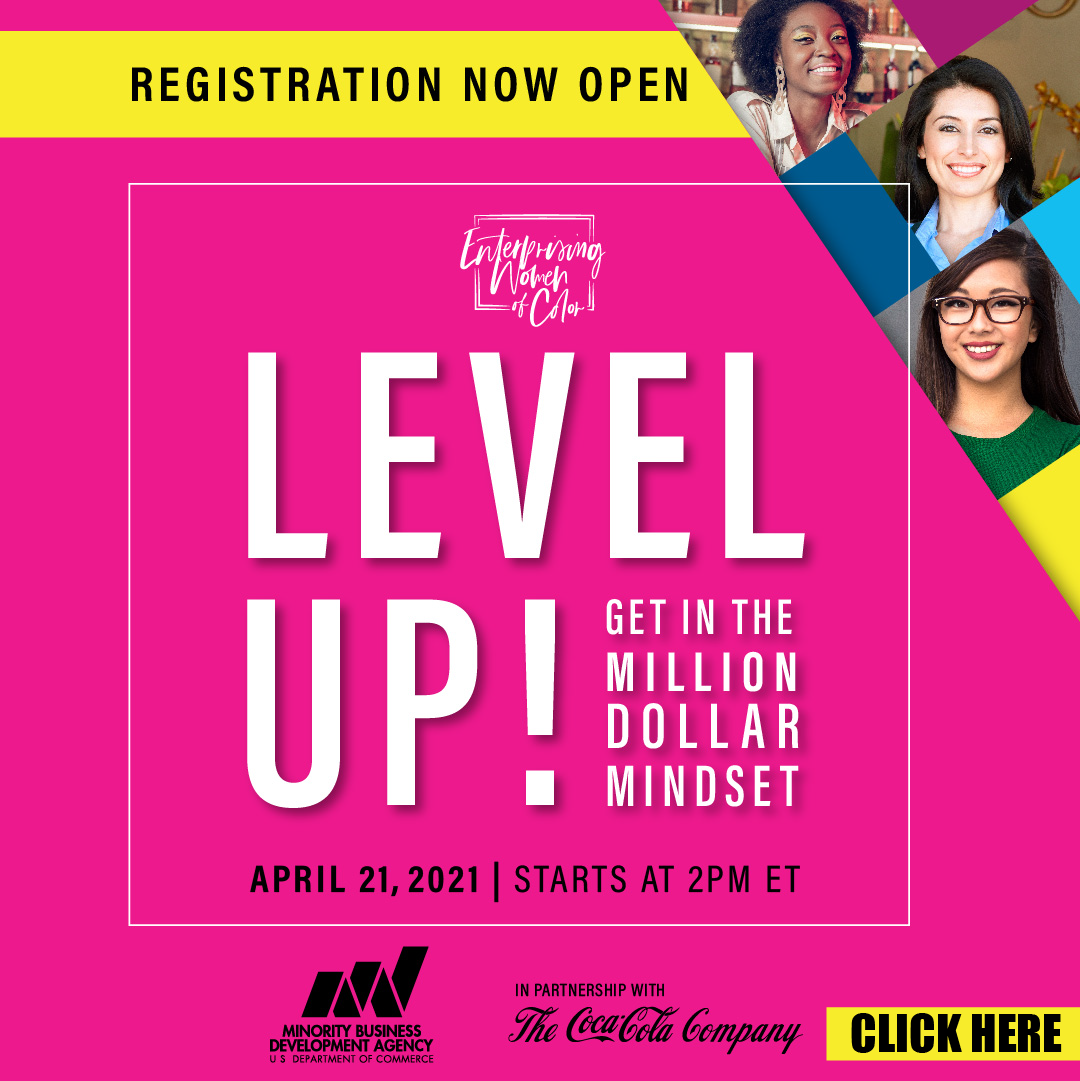 EWOC Spring Forum: Level Up! Get in the Million Dollar Mindset!