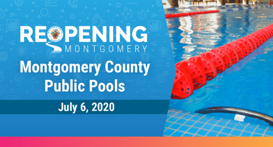 pools reopening on July 6